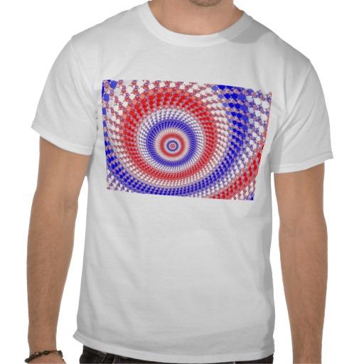 Tricolour Roundalls T-Shirt