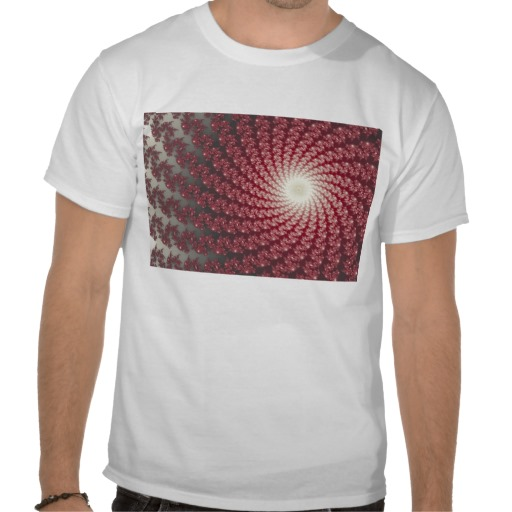 Smooth Red Whirlpool 2 T-Shirt