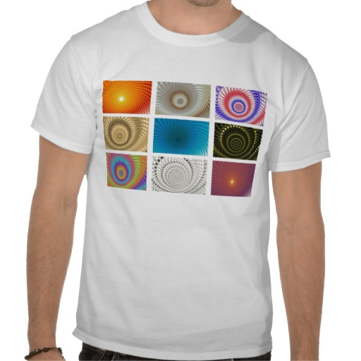 Tableau of Circles T-Shirt