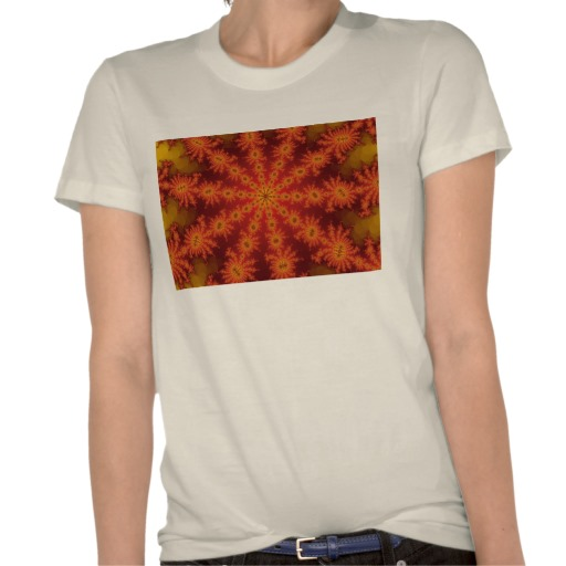 Red Orange Decasteer T-Shirt