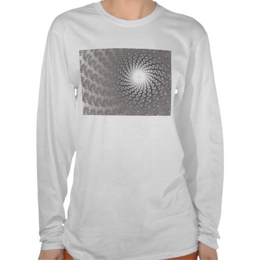 Silver Whirlpool 2 T-Shirt