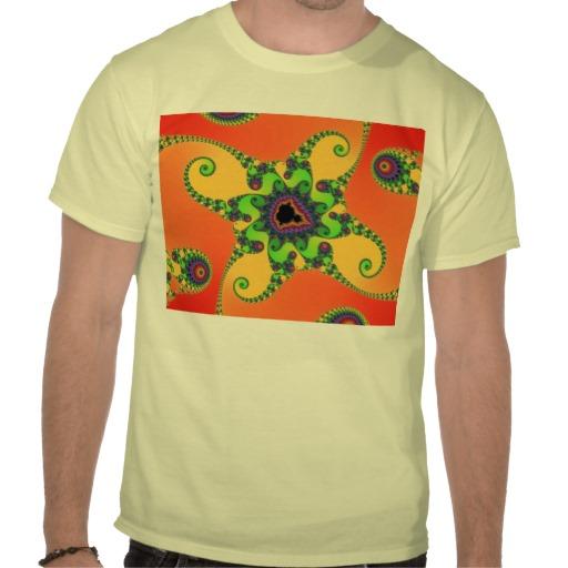 Rainbow Octopuses T-Shirt