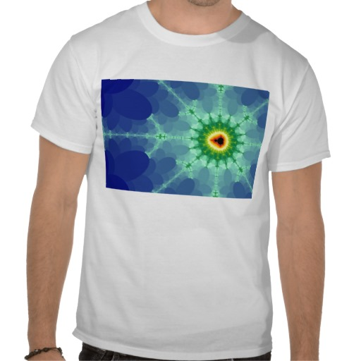 Mandel on a Lilly Pad T-Shirt