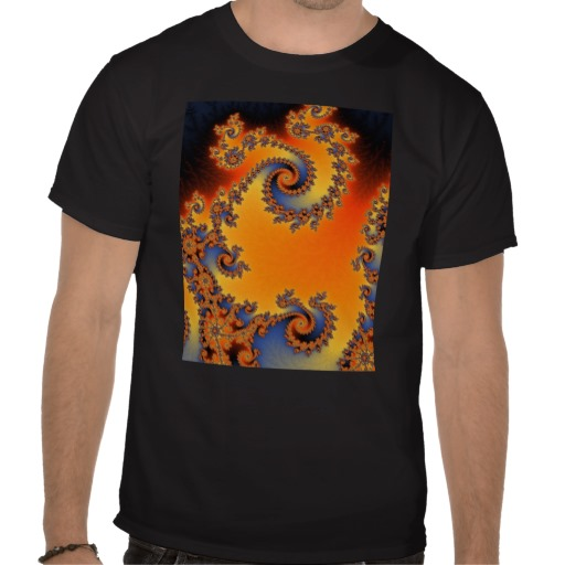 Quenched Double Spiral T-Shirt