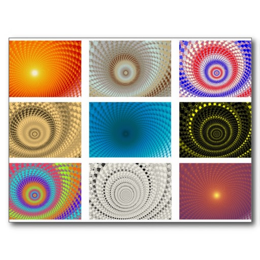 Gallery Image: Tableau of Circles