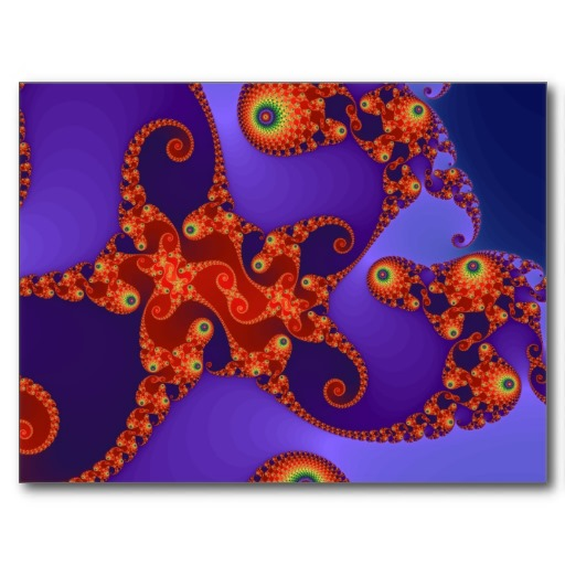 Gallery Image: Rainbow Tentacles